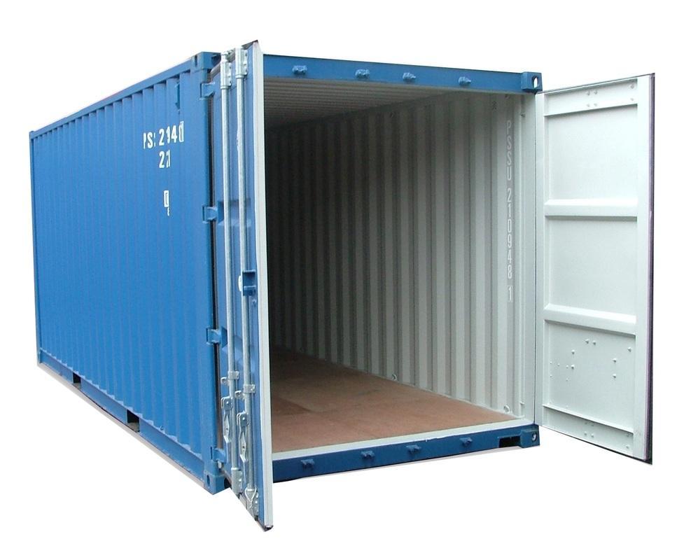 Container đường biển