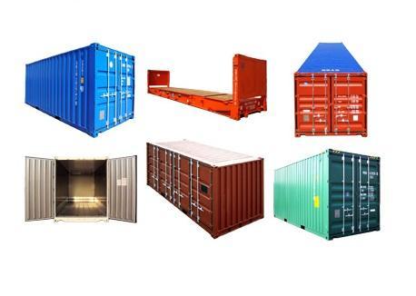 Các loại Container